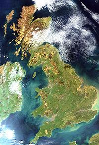 Great Britain Satellite