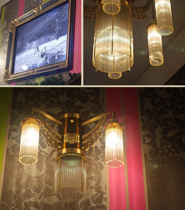 Cafe Amandine Interior Small