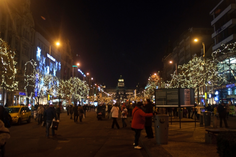 Wenceslas at Night 2