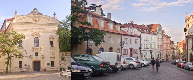 Strahov and Street