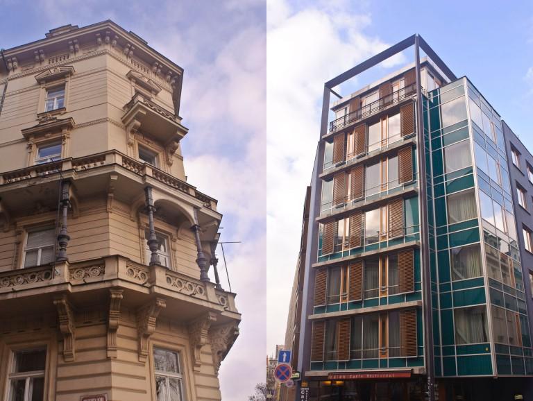 Corner Building Combo