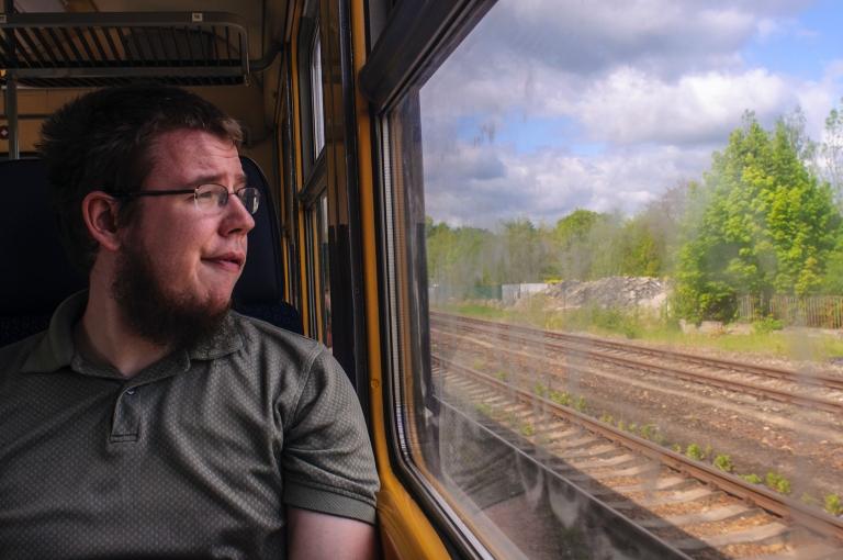 10 Train Ride