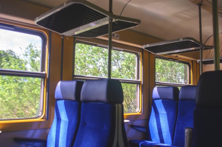 13 Train Ride