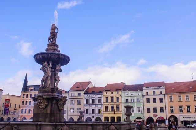 4 České Budějovice