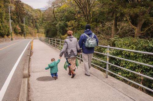 After Akiyoshidai Cave 11