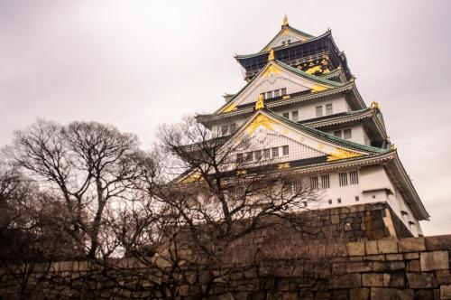 Osaka Castle 5