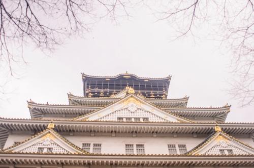 Osaka Castle 6