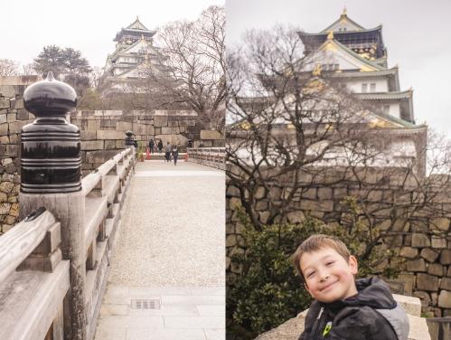 Osaka Castle 9